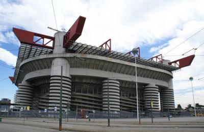 San Siro - Milan, Italy